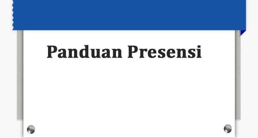 Panduan Presensi Online Universitas Harapan Bangsa